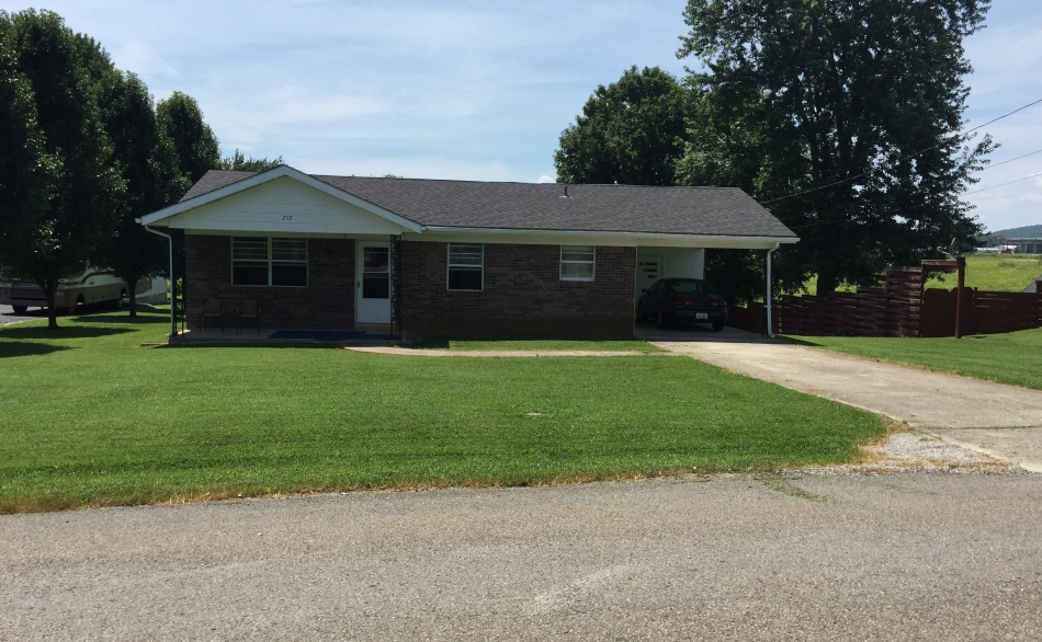 257 Mercer Drive Monticello, Ky. 42633